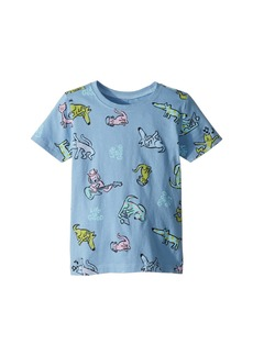 Life is good Raining Cats and Dogs Crusher Tee (Toddler)