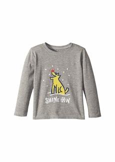 Life is good Shine On Rocket Crusher T-Shirt Long Sleeve (Toddler)