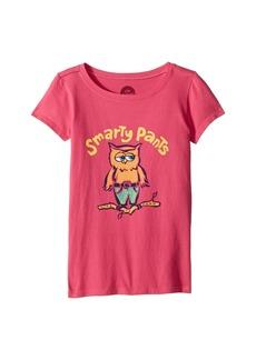 Life is good Smarty Pants Crusher Tee (Little Kids/Big Kids)