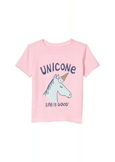 Life is good Unicone Crusher Tee (Toddler)