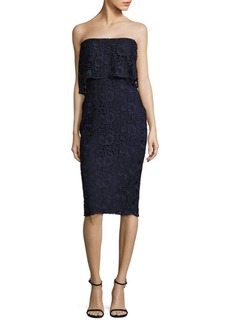 LIKELY Driggs Lace Sheath Dress