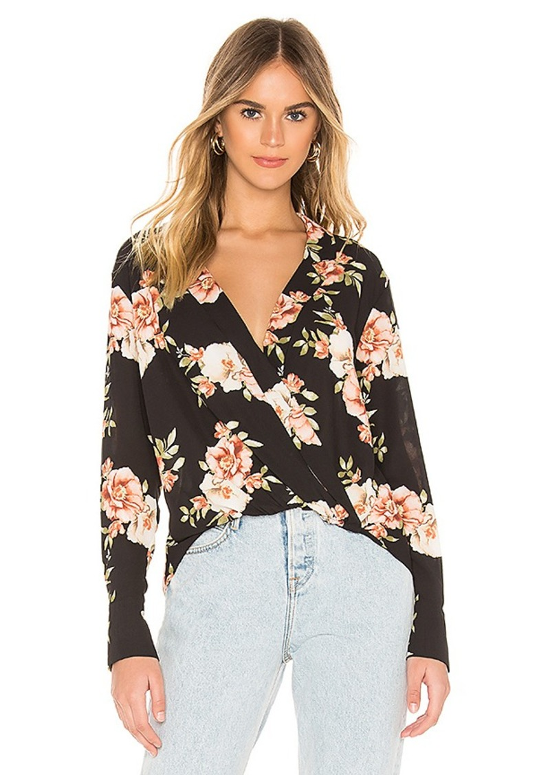 LIKELY Sophia Floral Mimi Top