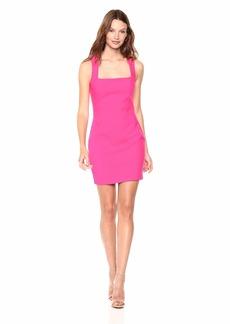 LIKELY Women's Josephine Square Neck Mini Dress