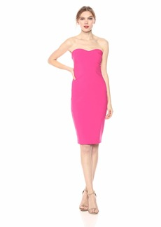LIKELY Women's Laurens Strapless Cocktail Dress
