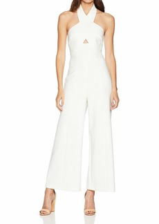 LIKELY Women's RIA Halter Jumpsuit