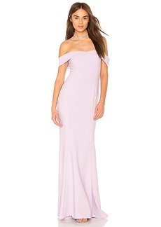 LIKELY x Revolve Bartolli Gown