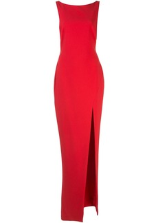 LIKELY side slit gown
