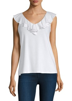 Lilly Pulitzer Alessa Ruffle Top