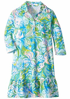 Lilly Pulitzer Amelia Polo Dress (Toddler/Little Kids/Big Kids)