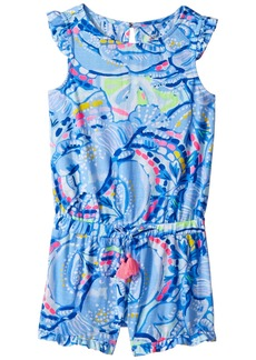 Lilly Pulitzer Azel Romper (Toddler/Little Kids/Big Kids)