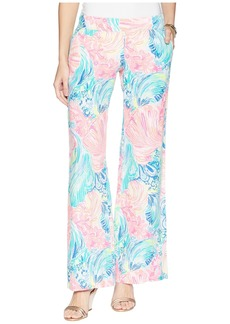 Lilly Pulitzer Bal Harbour Linen Palazzo Pants