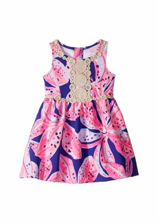Lilly Pulitzer Baylee Dress (Toddler/Little Kids/Big Kids)
