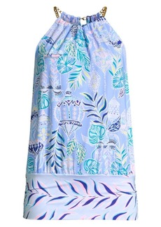 Lilly Pulitzer Bowen Printed Halter Top