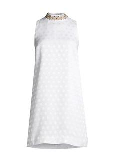 Lilly Pulitzer BrandiFoil Printed Polka Dot Shift Dress
