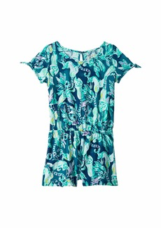 Lilly Pulitzer Camryn Romper (Toddler/Little Kids/Big Kids)