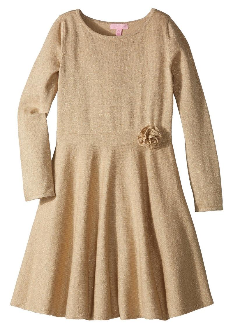 4252409fe91 SALE! Lilly Pulitzer Carynn Sweater Dress (Toddler Little Kids Big Kids)