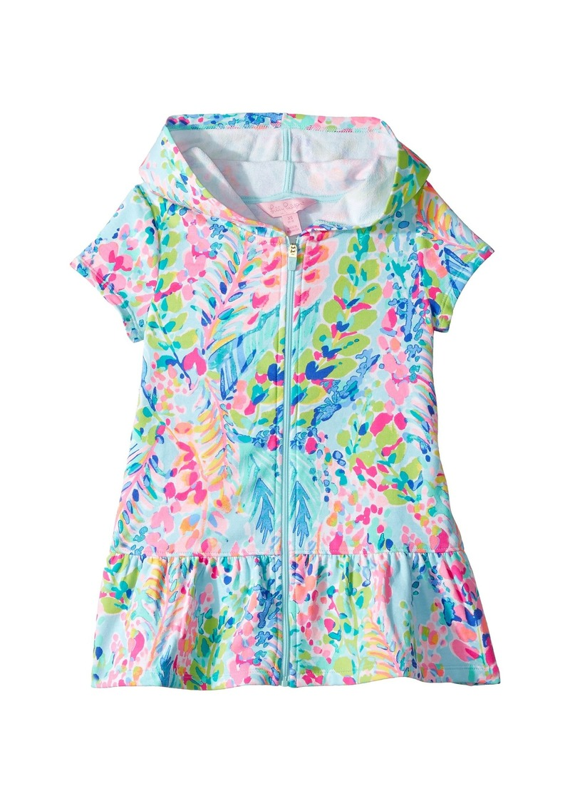 e37bf43b61 Lilly Pulitzer Cooke Cover-Up (Toddler/Little Kids/Big Kids) | Swimwear