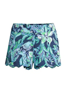 Lilly Pulitzer Dahlia Floral Shorts