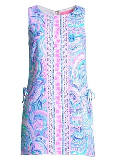 Lilly Pulitzer Donna Abstract Print Romper