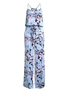 Lilly Pulitzer Dusk Floral Jumpsuit