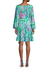 Lilly Pulitzer Elora Floral Dress