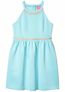Lilly Pulitzer Evelyn Dress (Toddler/Little Kids/Big Kids)