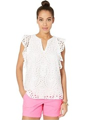 Lilly Pulitzer Faun Top