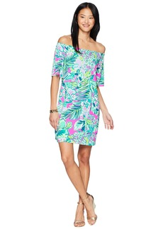 92ce9b33281 Lilly Pulitzer Lilly Pulitzer Benicia Cold Shoulder Tunic Dress ...