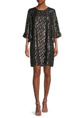 Lilly Pulitzer Francis Silk Shift Dress