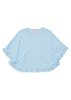 Lilly Pulitzer Girl's Knit Poncho