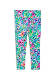 Lilly Pulitzer Girl's Maia Printed Leggings