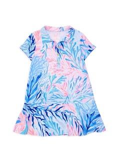 Lilly Pulitzer Girl's Sadie Polo Dress