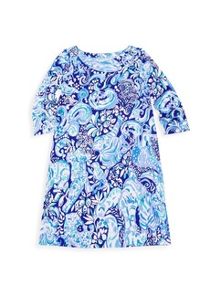 Lilly Pulitzer Girl's UPF 50+ Mini Sophie Dress