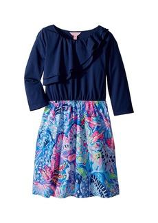 Lilly Pulitzer Hazel Dress (Toddler/Little Kids/Big Kids)