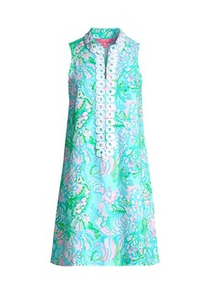 Lilly Pulitzer Jane Floral Shift Dress