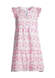 Lilly Pulitzer Keila Floral Mini Dress