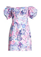 Lilly Pulitzer Keisha Off-The-Shoulder Dress