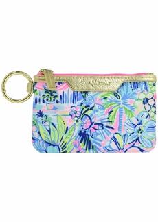 Lilly Pulitzer Key ID Card Case