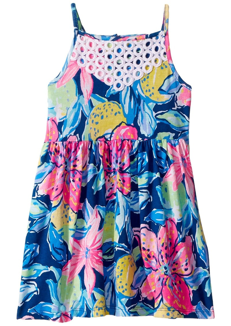 01325cf554db Lilly Pulitzer Kinley Dress (Toddler Little Kids Big Kids)
