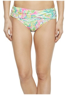 Lilly Pulitzer Lagoon Sarong Bikini Bottom