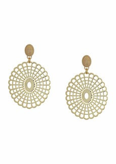 Lilly Pulitzer Lilly Lace Statement Earrings