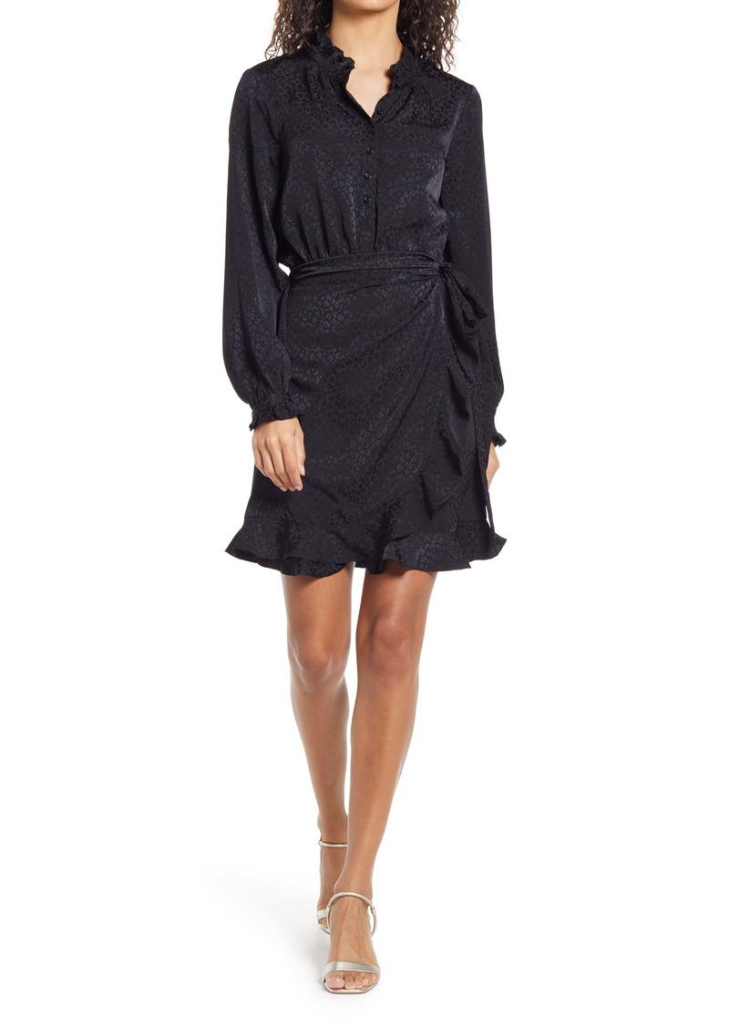 Lilly Pulitzer® Abriana Long Sleeve Wrap Dress