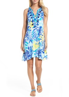 Lilly Pulitzer® Achelle Trapeze Dress