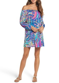 Lilly Pulitzer® Adira Stretch Silk Dress