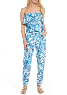 Lilly Pulitzer® Ailsie Strapless Jumpsuit