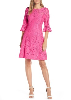 Lilly Pulitzer® Allyson Lace Fit & Flare Dress