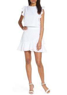 Lilly Pulitzer® Alpinia Eyelet Two-Piece Dress