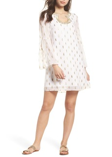Lilly Pulitzer® Amory Silk Tunic Dress