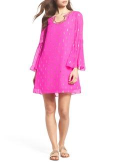 Lilly Pulitzer® Amory Silk Tunic Dress