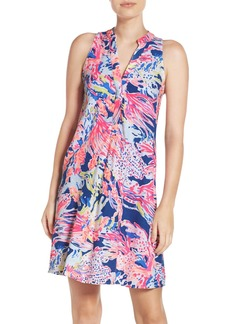 Lilly Pulitzer® Anne Trapeze Dress
